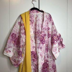Yukata robe from Japan